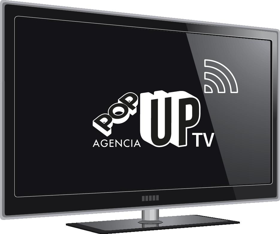 Cartelera Digital de Comunicación interna - PopUP TV