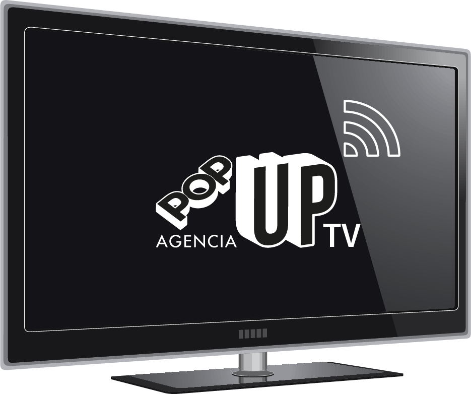 Cartelera Digital de Comunicación interna - PopUP TV